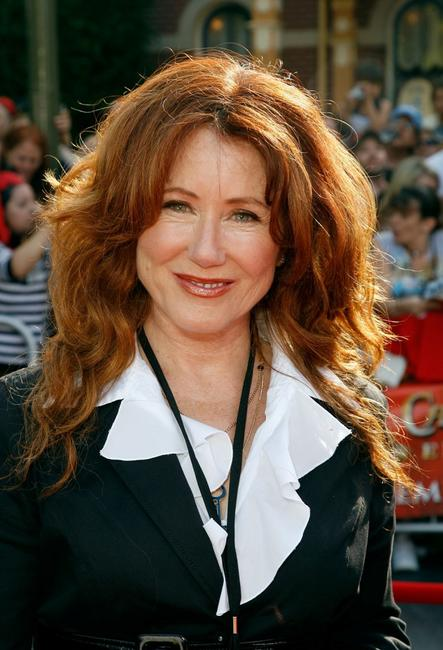 Mary McDonnell at the premiere of