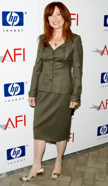 Mary McDonnell at the 7th Annual AFI Awards luncheon.