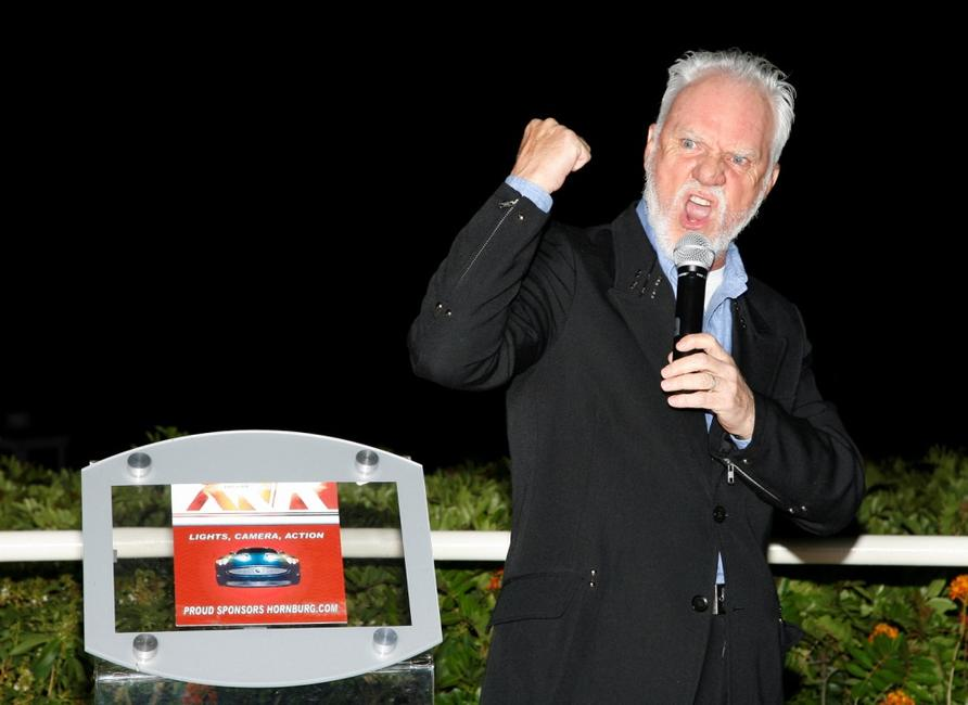 Malcolm McDowell at the 8th Annual Malibu International Film Festival Award Night.