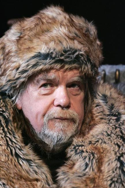 Michael Lonsdale at the 100th Anniversary of the birth of Samuel Beckett.