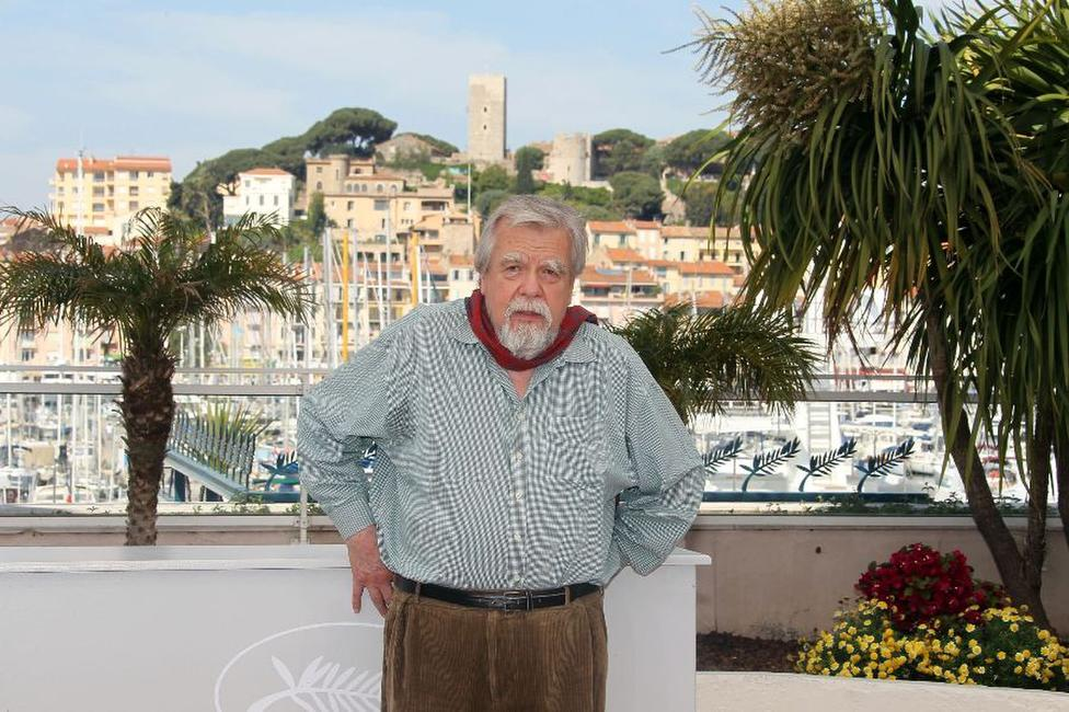 Michael Lonsdale at the photocall of