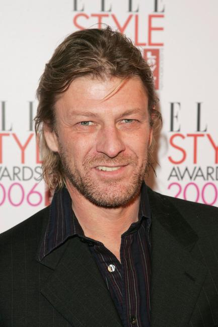 Sean Bean at the ELLE Style Awards 2006, the fashion magazine's annual awards celebrating style.