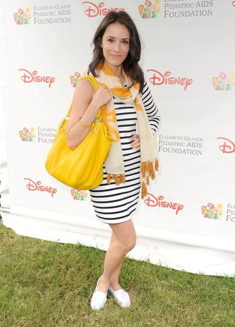Abigail Spencer at the 21st A Time For Heroes Celebrity Picnic.