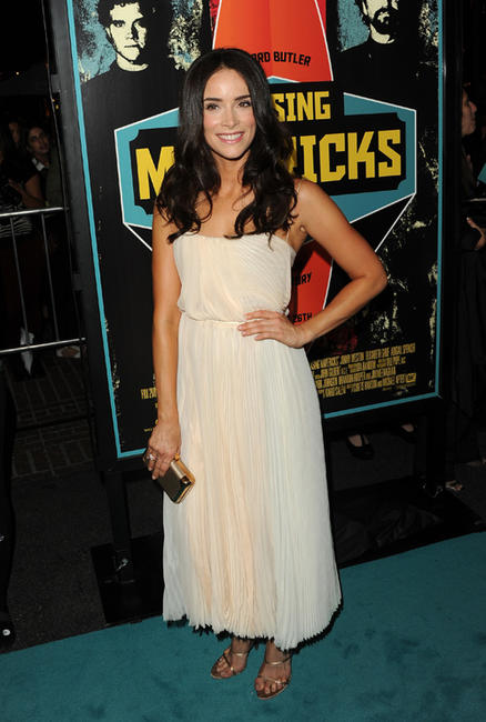 Abigail Spencer at the California premiere of