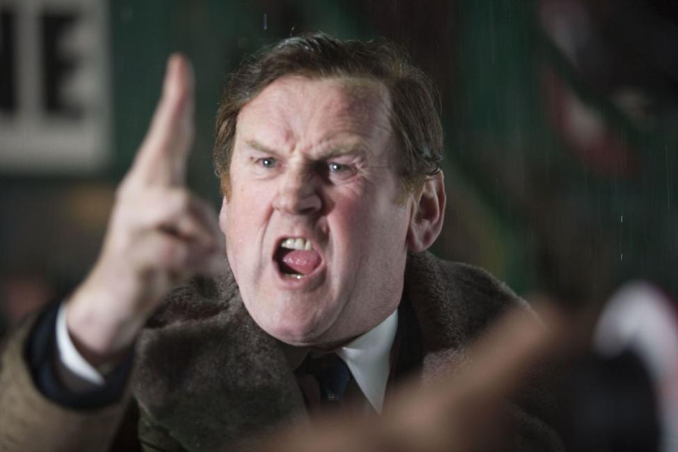 Colm Meaney as Don Revie in