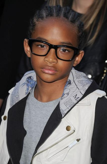 Jaden Smith at the Los Angeles premiere of