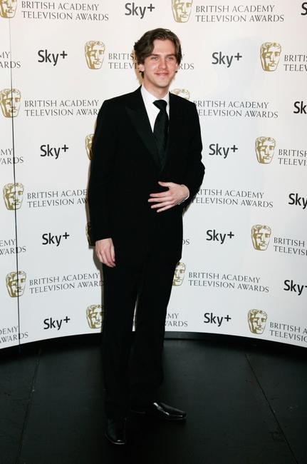 Dan Stevens at the British Academy Television Awards 2008.
