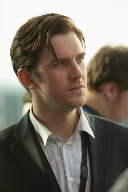 Dan Stevens as Ian Katz in