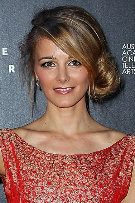 Bojana Novakovic at the 2nd Annual AACTA Awards.