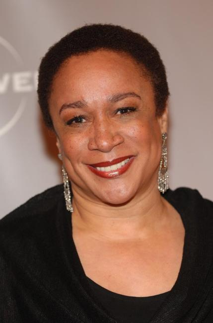 S. Epatha Merkerson at the International Radio and Television Award Dinner.