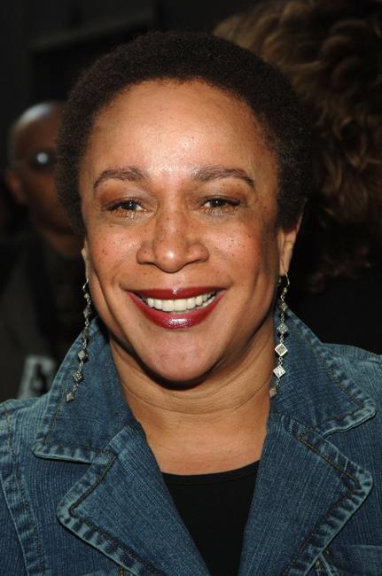 S. Epatha Merkerson at the Broadway opening of