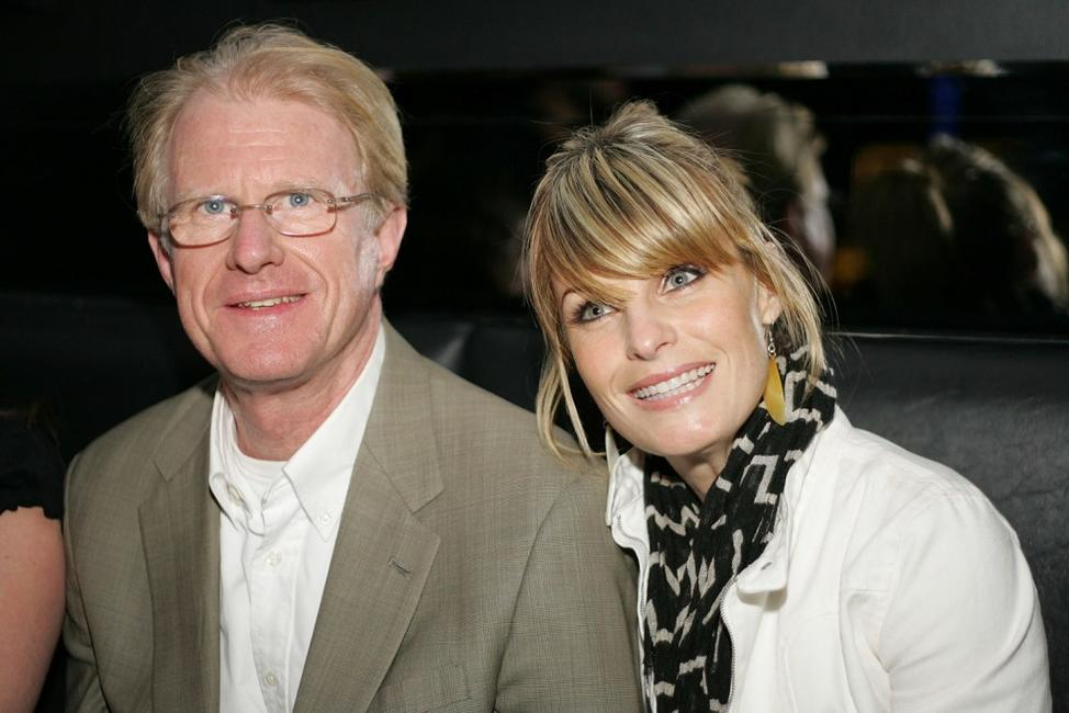 Ed Begley, Jr. and Quincy Coleman at the Amoeba Music Spring Tour to benefit the National Multiple Sclerosis Society.
