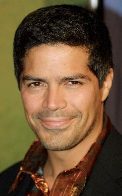 Esai Morales at the screen Actors Guild's 2001 Emmy nominee party.