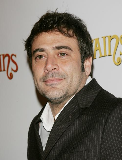Jeffrey Dean Morgan at the opening night of