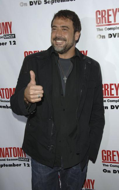 Jeffrey Dean Morgan at the
