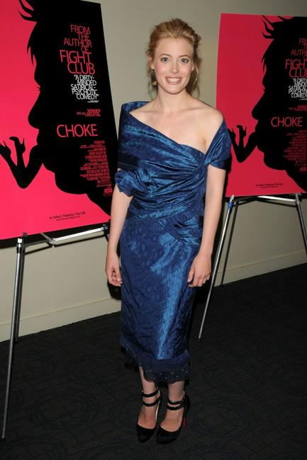 Gillian Jacobs at the screening of
