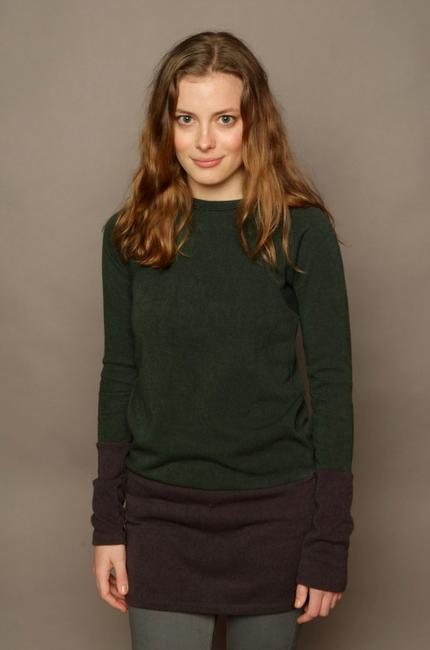 Gillian Jacobs at the 2008 Sundance Film Festival.