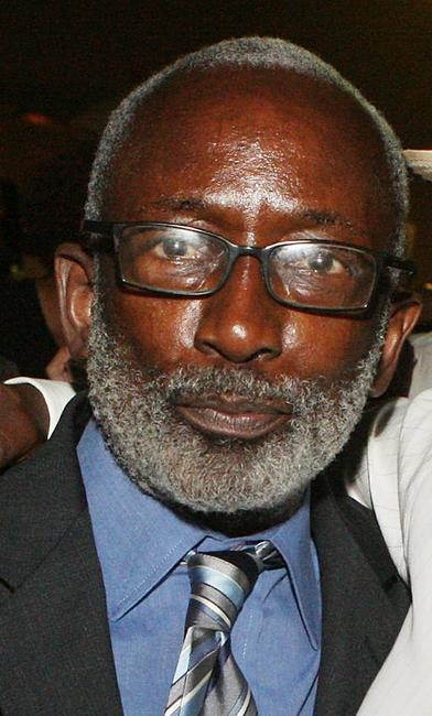 Garrett Morris at the after party of the premiere of