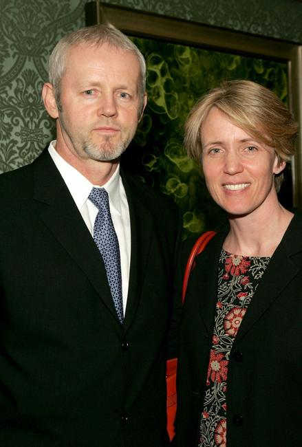 David Morse and Susan Wheeler Duff at the Signature Theatre Company's Annual Gala.