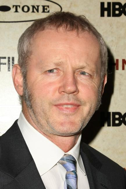 David Morse at the New York premiere of