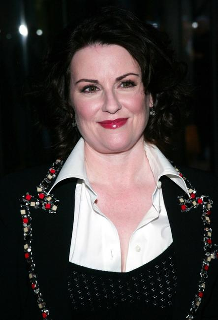 Megan Mullally at the A Work In Progress: An Evening With Marc Forster.