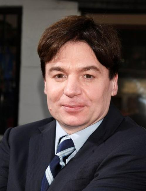 Producer Mike Myers at the California premiere of