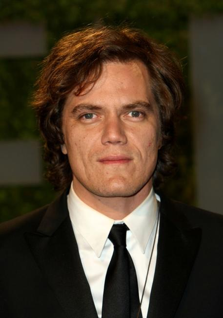 Michael Shannon at the 2009 Vanity Fair Oscar party.