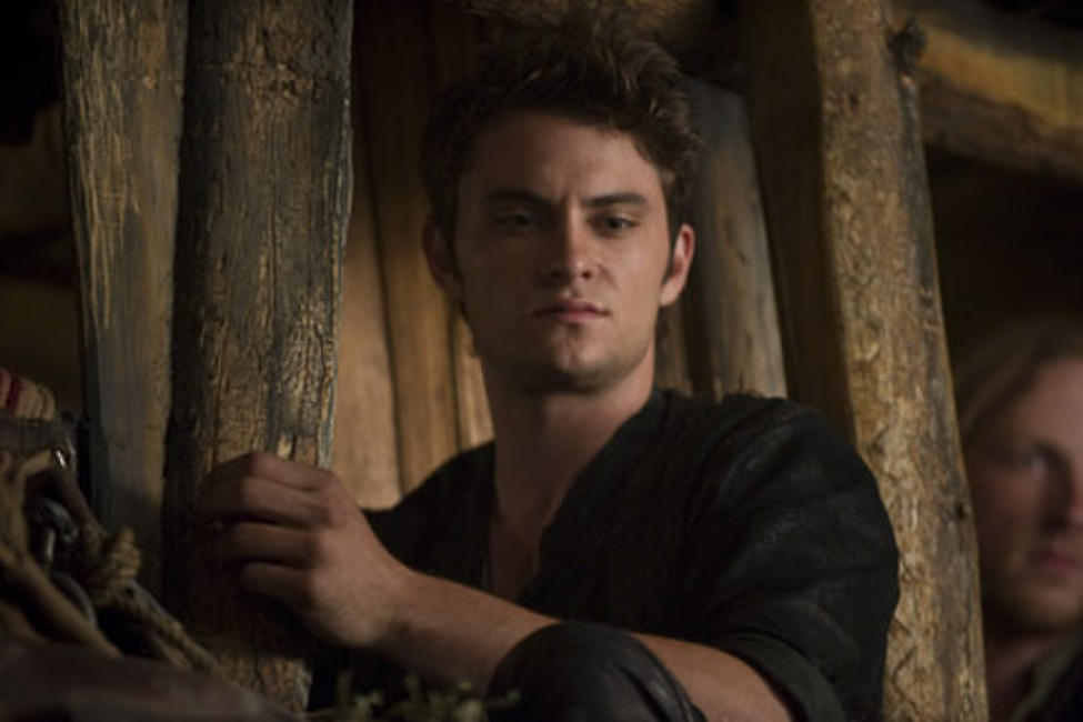 Shiloh Fernandez as Peter in ``Red Riding Hood.''