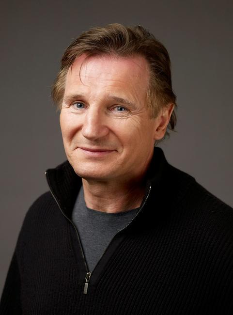 Liam Neeson at the 2009 Sundance Film Festival.