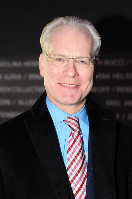 Tim Gunn at the Day 8 of Mercedes-Benz Fashion Week Fall 2011.