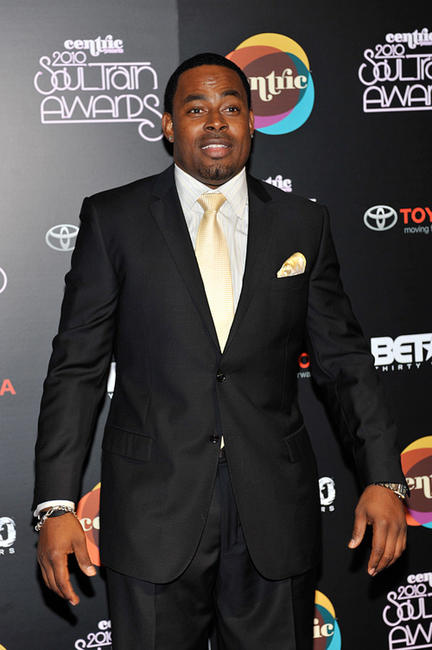 Lamman Rucker at the 2010 Soul Train Awards.