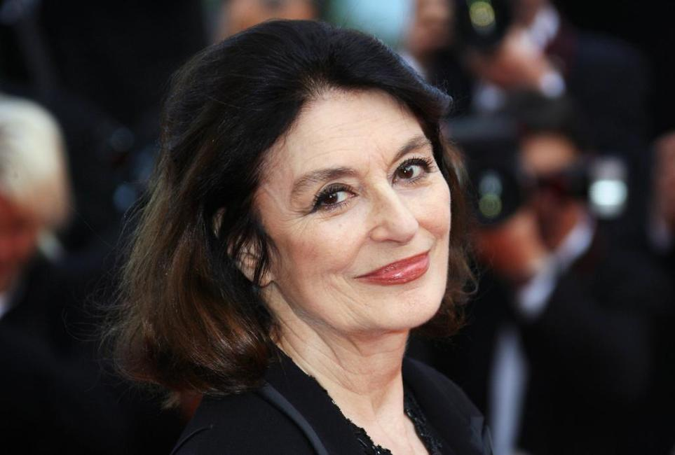 Anouk Aimee at the 59th edition of the International Cannes Film Festival, attend the premiere of