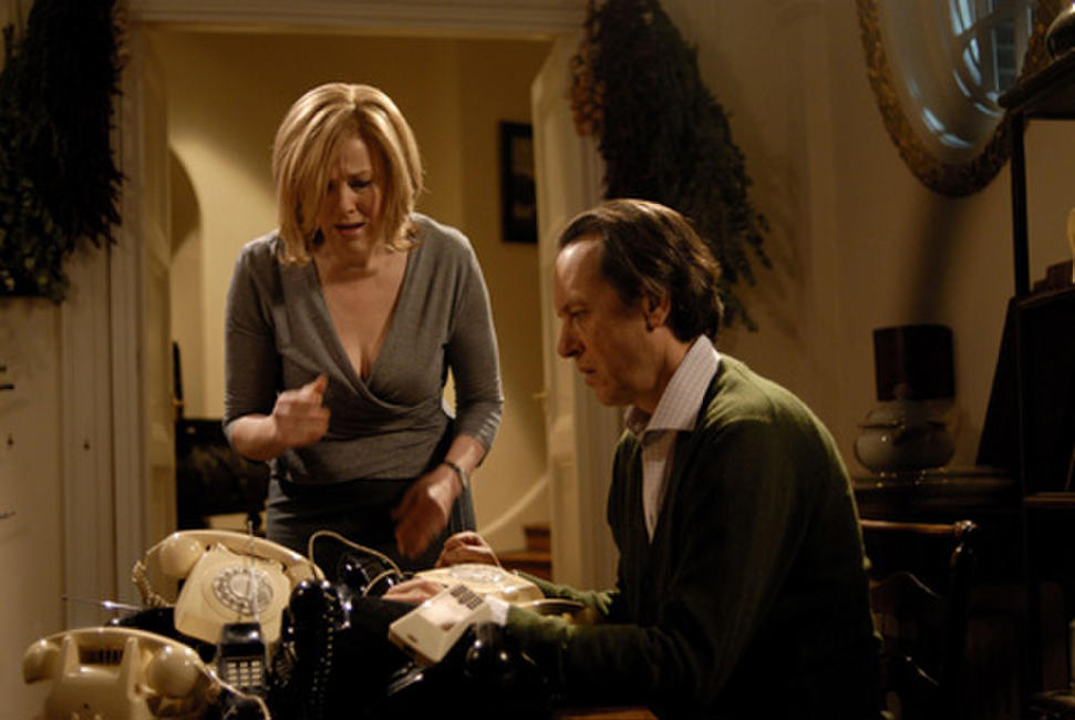 Catherine O'Hara and Richard E. Grant in