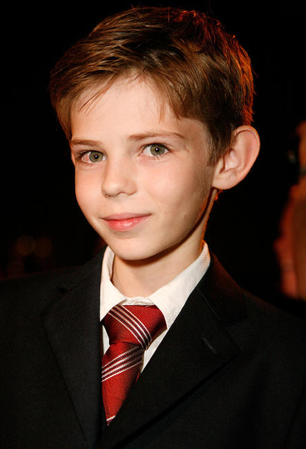 Robbie Kay at the opening night party of TIFF 2007 during the Toronto International Film Festival.
