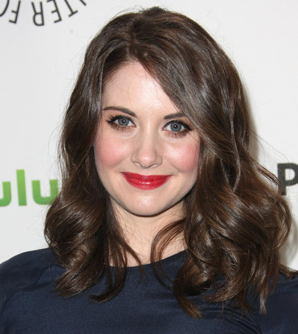 Alison Brie at the Paley Center For Media's PaleyFest 2012 Honoring