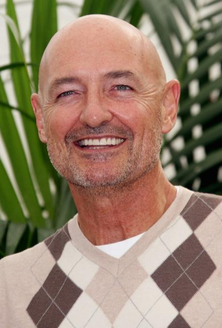 Terry O'Quinn at the photocall promoting the television serie