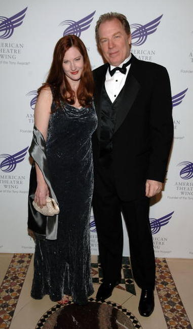 Annette O'Toole and her husband Michael McKean at the American Theatre Wing Annual Spring Gala.