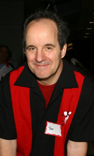 John Pankow at the Second Stage Theatres 19th Annual All-Star Bowling.