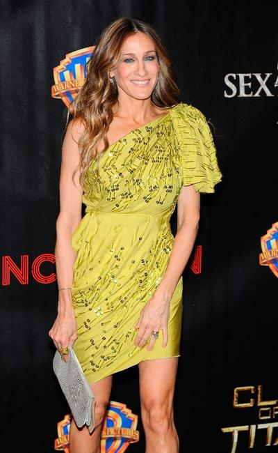 Sarah Jessica Parker at the promotion of