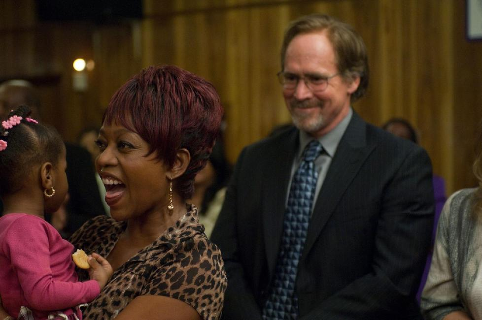 Will Patton and Alfre Woodard in