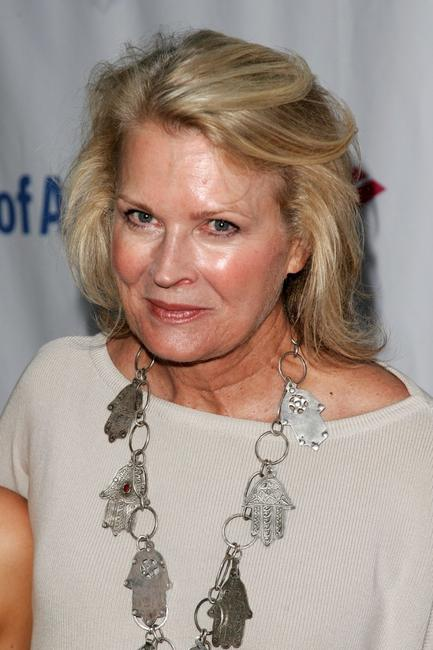 Candice Bergen at the opening night of 'Romeo & Juliet' at Shakespeare in the Park the Delacorte Theater.