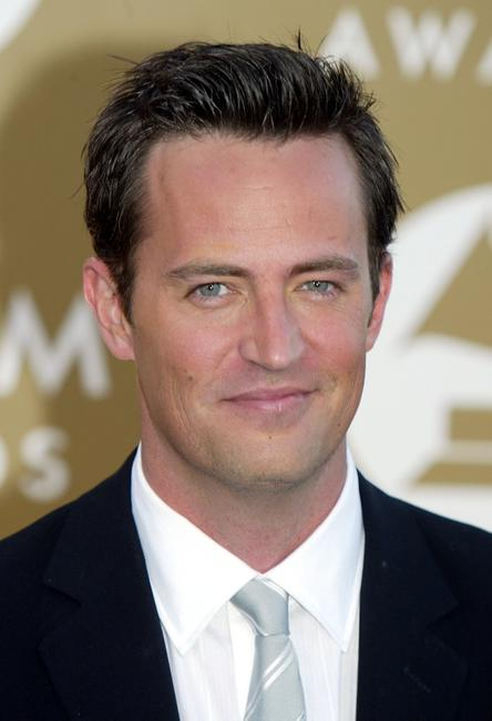 Matthew Perry at the 46th Annual Grammy Awards.