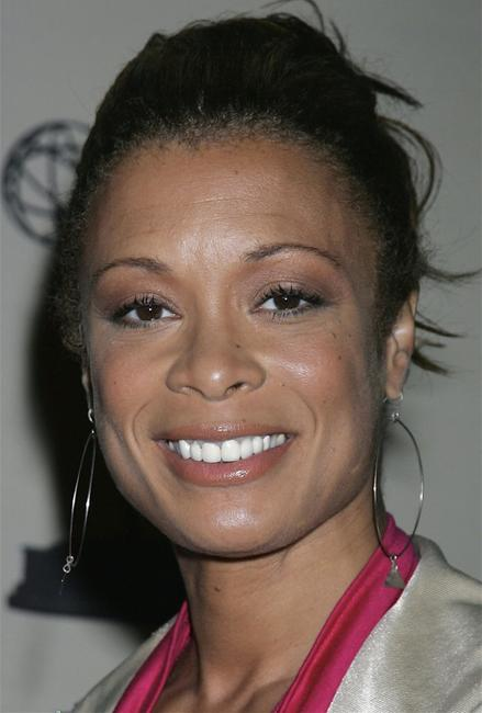 Valarie Pettiford at the