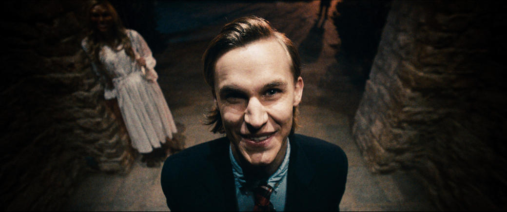 Rhys Wakefield as Polite Leader in