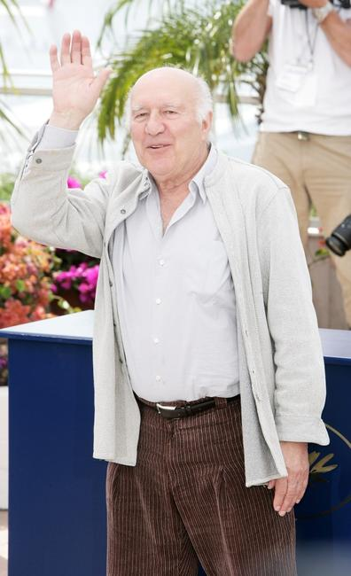 Michel Piccoli at the Films Jury photocall of 60th International Cannes Film Festival.