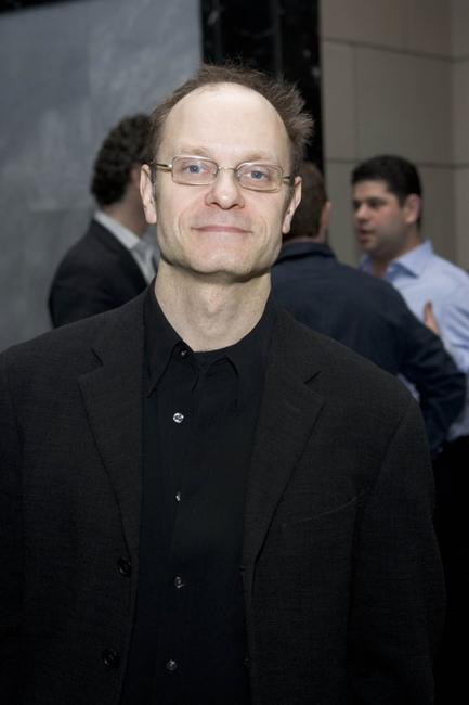 David Hyde Pierce at the Museum of Televsion & Radio for the Preview of