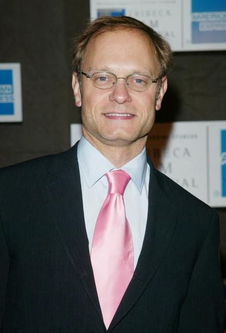 David Hyde Pierce at the opening night party for the 2003 Tribeca Film Festival.