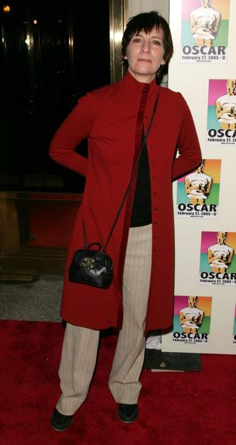Amanda Plummer at the NY Academy Awards celebration for Director Sidney Lumet's honorary academy award.