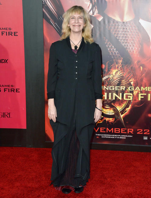 Amanda Plummer at the California premiere of