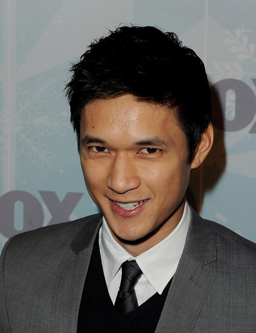 Harry Shum, Jr. at the Fox TV's TCA All-Star party in California.